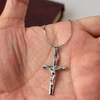 Dây chuyền thập giá chúa Jesus bị đóng đinh