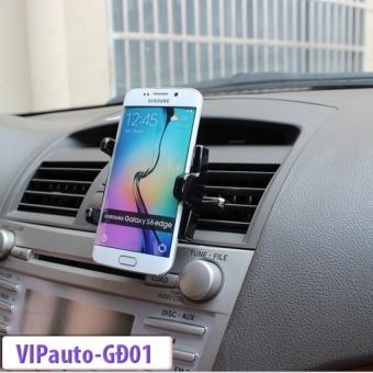 Giá đỡ điện thoại trên xe ô tô VIPauto-GĐ01 (Đen)