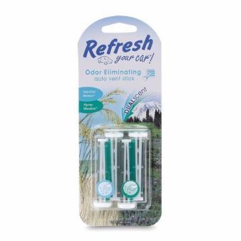 Que thơm khử mùi xe hơi Refresh Your Car 09591 (Hương đồng cỏ và gió mùa hè)