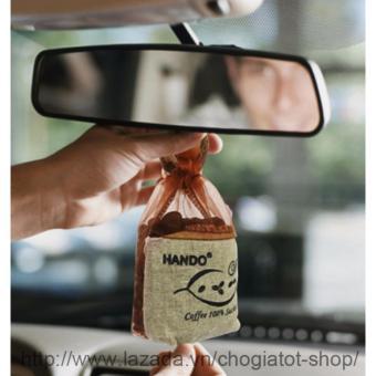 Túi thơm Cafe khử mùi ô tô và văn phòng