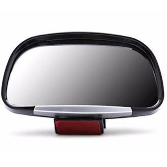 Gương phụ cầu siêu lồi chiếu hậu chống lóa mắt cho ô tô ( Đen )