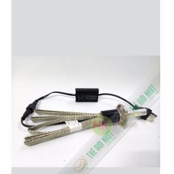 Bóng đèn LED siêu sáng HEADLIGHT MODEL L7-H4 Ô tô - Xe máy