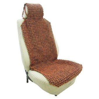 Bao ghế ô tô hạt gỗ hương loại 1 ADT
