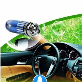 Khử mùi ô tô sản sinh ion âm