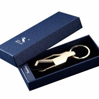 Móc treo chìa khóa O.M Proud Horse đẳng cấp (Vàng)