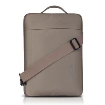 Túi laptop đeo vai Cartinoe Exceed Series 12inch (Nâu đồng)