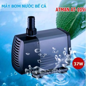 Máy bơm nước mini bể cá /hồ cá Atman AT-105S 37W, 3000l/h- Rẻ nhất, Tốt Nhất, Mới Nhất 2017, Bảo Hành uy tín 1 đổi 1