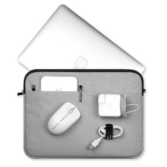 Túi chống sốc Macbook 13 inch (Màu xám)