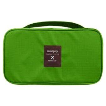 Mua Túi du lịch đựng đồ mỹ phẩm chống nước cao cấp HQ5903-4 (Xanh) giá tốt nhất