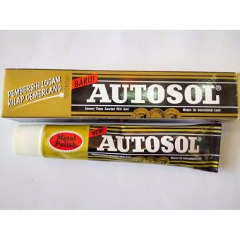 Đánh bóng kim loại Autosol Metal Polish Inox - Đồng