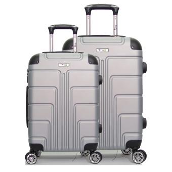 Bộ 2 vali du lịch TRIP P701 (Bạc)
