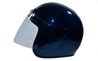 Mũ bảo hiểm 202 (Xanh tím than)