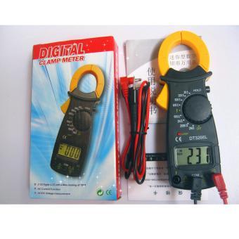 Ampe kế cầm tay kẹp vạn năng kỹ thuật số kẹp mét DT3266L