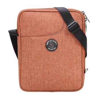 Simplecarry túi đeo chéo đựng Ipad Brown