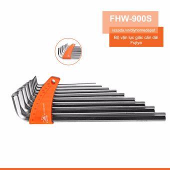 Bộ vặn lục giác cán dài Fujiya FHW-900S