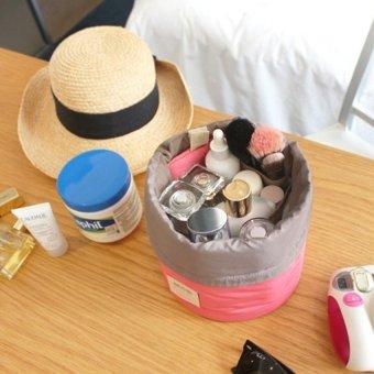 Túi du lịch đựng đồ mỹ phẩm chống nước cao cấp HQ205902-2 (Đỏ)