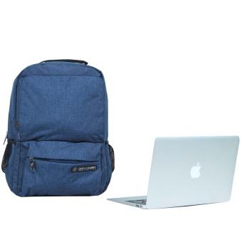 Balo thời trang Simple Carry B2B01 L (Xanh navy)