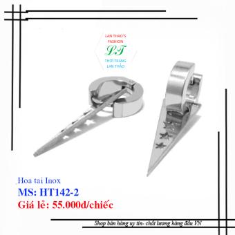 Hoa tai Inox HT142-2