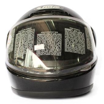 Mũ bảo hiểm ANDES 555 trơn (Đen)