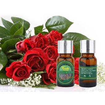 Lọ tinh dầu Aromatic World hoa hồng 10ml