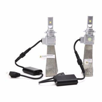 Bộ 2 bóng đèn Led Lifepro H7 Head Light (Trắng)