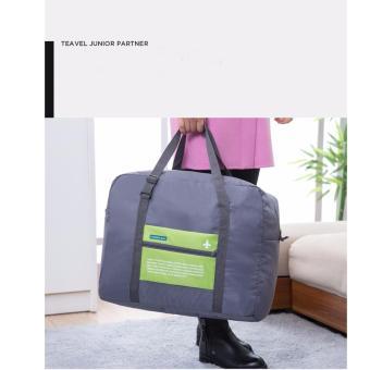 Túi du lịch chống thấm gấp gọn ( xanh lá cây)