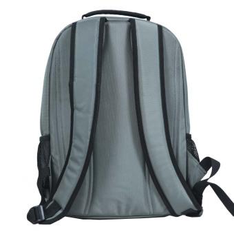 Balo thời trang Simple Carry B2B01 B (Xám)