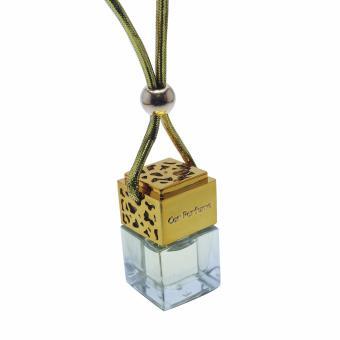 Tinh dầu treo xe tràm nắp vàng Ngọc Tuyết 10ml