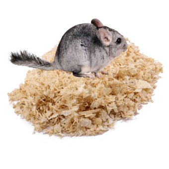 BolehDeals 500g Wood Shavings Sawdust Animals Hamsters guinea pigs Bedding Breeding - intl