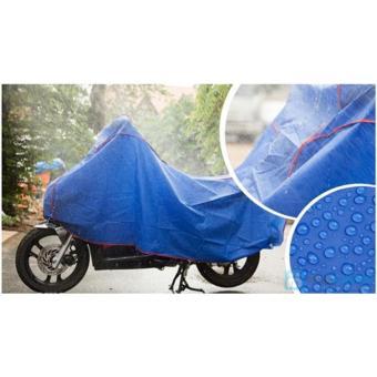 Bạt phủ xe máy che mưa che nắng siêu bền