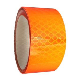 Mua Băng keo phản quang kim cương 3M 4084 Diamond Grade DG3 Reflective Sheeting 50mmx1m (Cam) giá tốt nhất