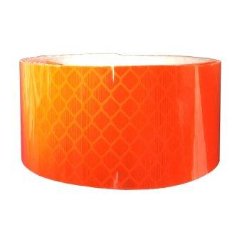 Băng keo phản quang kim cương 3M 4084 Diamond Grade DG3 Reflective Sheeting 50mmx1m (Cam)