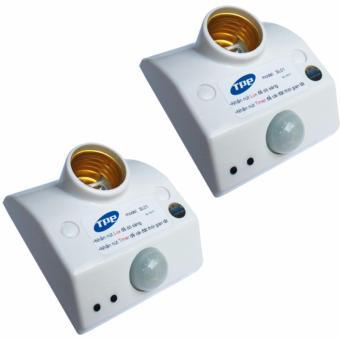 Bộ 02 cái đuôi đèn cảm biến hồng ngoại TPE SL01