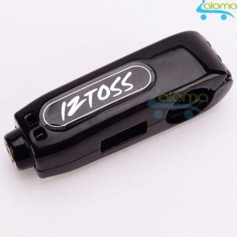 Khóa phanh và tay ga bằng thép cho xe máy IZTOSS L-1017 (Đen)