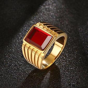 Nhẫn Nam Thái Tử Titan 18K Bảo Tín