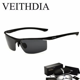 Kính mát phân cực thời trang cho nam chính hãng VEITHDIA (sport)
