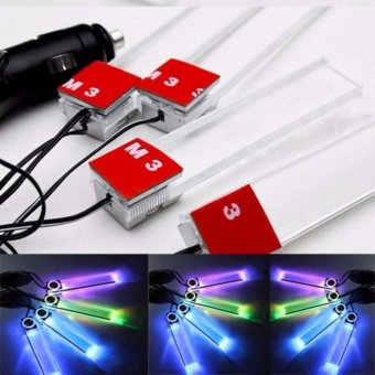 Đèn led chiếu gầm ghế ô tô mẫu 2