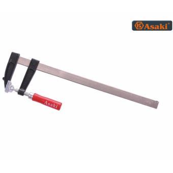 Kẹp gỗ chữ F 80x250mm Asaki AK6243