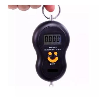 Cân điện tử cầm tay mặt cười