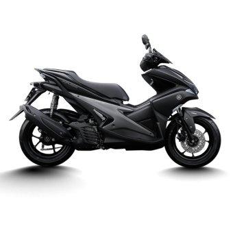 Xe tay ga Yamaha NVX 155 phiên bản cao cấp 2017 - Đen