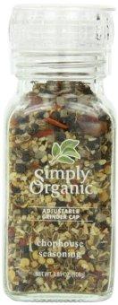 Gia vị kèm thảo dược tổng hợp Simply Organic 108g