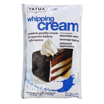 Mua Kem sữa whipping cream Tatua 1L giá tốt nhất