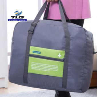 Túi xách du lịch chống thấm gấp gọn Thành Long TL5898 1(xanh lá)