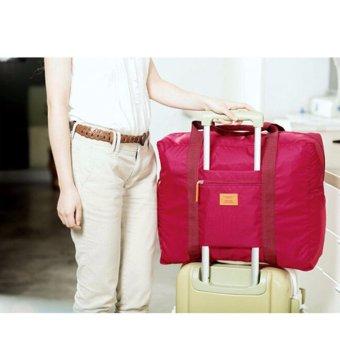 Túi xách du lịch Embellish đa năng (hồng)