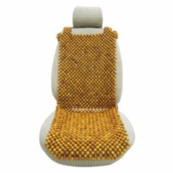 Đệm lót ghế ô tô bằng hạt gỗ hương 1,2cm Phú Đạt