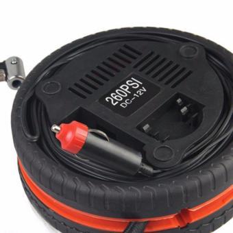 Bơm ô tô, xe máy chuyên dụng Air Compressor 12V
