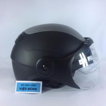 Mũ bảo hiểm KM13k (đen nhám)