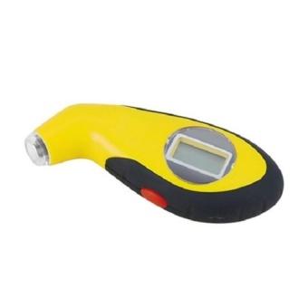 Đồng hồ đo áp suất lốp xe điện tử (Vàng)