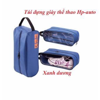 Túi đựng giày tiện lợi Hp-auto (Màu Xanh Dương )