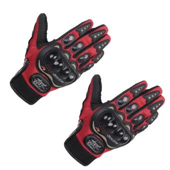 Găng tay đủ ngón probiker (Đỏ)